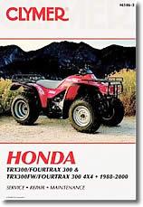 Honda TRX300, TRX300FW