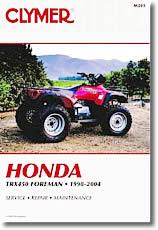 Honda TRX450 Foreman