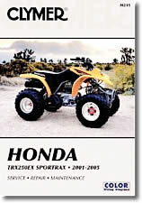 Honda TRX250EX Sportrax