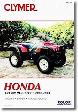 Honda TRX500 Rubicon