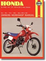 Honda XL, XR