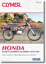 Honda XL, XR