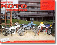 Revue Moto Technique KTM Enduro 125 et KTM 240