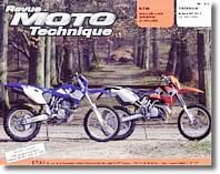 Revue Moto Technique KTM Enduro 250 et KTM 300