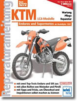 KTM Enduros & Supermotos