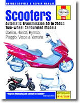 Revue technique Kymco Scooters
