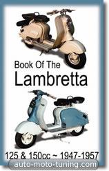 Lambretta 125 cm³ et 150 cm³