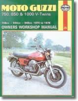 Moto Guzzi 750 - 850 - 1000