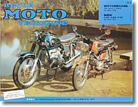 Revue technique Motobécane 125