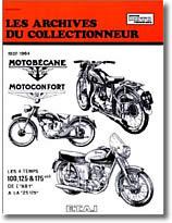 Revue technique Motobécane - Motoconfort, 100 - 125 & 175