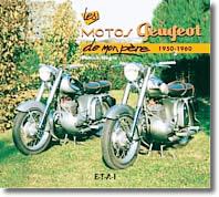Les motos Peugeot de 1950 à 1960