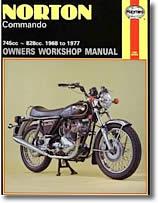 Norton Commando 750 et 850 cm³