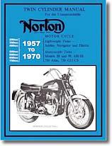 Manuel de réparation Norton (1957 - 1970)