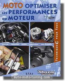 Performances du moteur moto