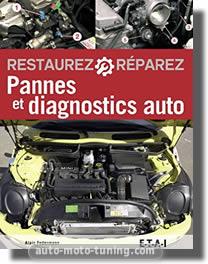 Restaurez et réparez avec Pannes et diagnostics auto