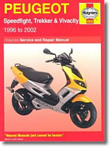 Peugeot Speedfight, Trekker et Vivacity