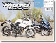 Piaggio MP3 400ie LT modèles 2009 et 2010