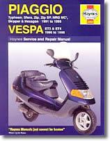 Piaggio / Vespa 50 - 80 - 125