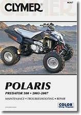 Polaris Predator 500 cm³