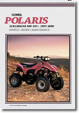 Polaris Scrambler 500 cm³