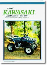 Quad Kawasaki Lakota KEF 300