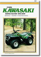 Quad Kawasaki Bayou KLF 400