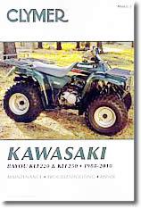 Quad Kawasaki Bayou KLF 220, KLF 250 (1998 à 2010)