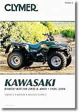 Quad Kawasaki Bayou KLF 300