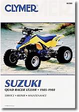 Quad Suzuki LT 250 R