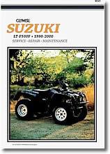 Quad Suzuki LT-F500F