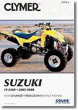 Quad Suzuki LTZ 400 (2003 à 2008)