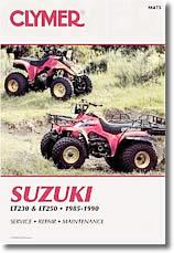 Quad Suzuki LT-F et LT, 230 et 250
