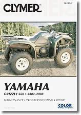 Yamaha YFM 660 F Grizzly