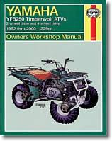 Yamaha YFB 250 Timberwolf