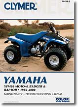 Quad Yamaha YFM 80