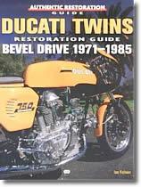 Restauration Ducati Bevel Drive