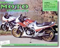 Manuel d'atelier Rotax Moteur 500