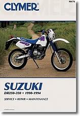 Suzuki DR 250, DR 350