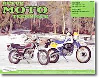 Suzuki DR 600S et DR 600 R Djebel
