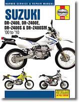 Suzuki DRZ400 (2000 à 2010)