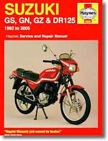 Suzuki DR - GS - GZ - GN
