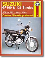 Suzuki GP 100, GP 125