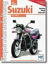Suzuki GS500E