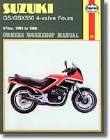 Suzuki GS, GSX, 550