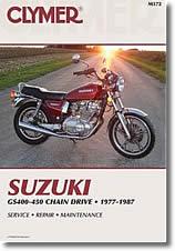Suzuki GS 400, 425, 450