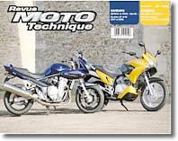 Suzuki GSF650 et 650S Bandit