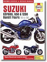 Suzuki GSF 600, GSF 650 Bandit