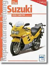 Suzuki GSX 600 et 750 F