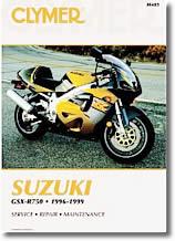 Suzuki GSXR 750 (1996 à 1999)