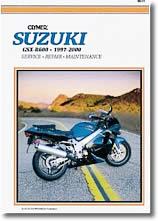 Suzuki GSXR 600 (1997 à 2000)